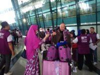 Jamaah Haji Khusus Patuna Travel Tiba di Tanah Air