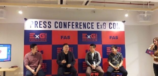 Desember, Event Esports and Gaming Convention (ExGCon) Segera Tayang