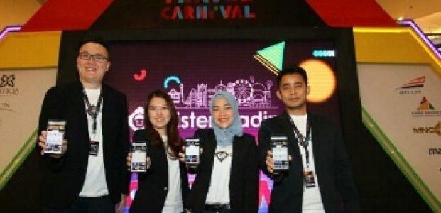 Jelang Liburan Akhir Tahun, Mister Aladin Gelar Travel Carnival