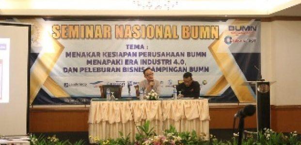 Indonesia Belum Siap Hadapi Industri 4.0