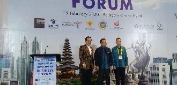 TTI Business Forum, Krista-Hippindo Promosikan Investasi ke Ratusan Investor