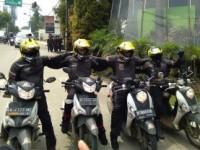 Tim Jelajah Tangguh Corsa Platinum V Series Tiba di Bandung