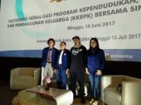 BKKBN Apresiasi Dukungan Para Sineas Muda Untuk Program KKBPK