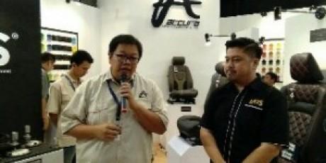 Accura Hadirkan Jok Kulit Motif Nusantara