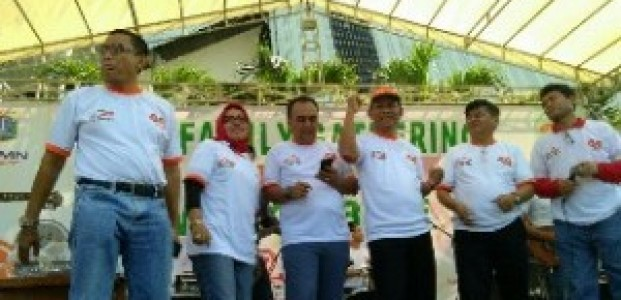 Meriahkan Hut ke-44, PT JIEP Gelar Fun Bike dan Fun Walk