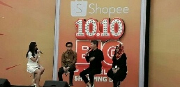 Terbesar di Asia Tenggara, Shopee Luncurkan 10.10 Big Mobile Shopping Day 2017