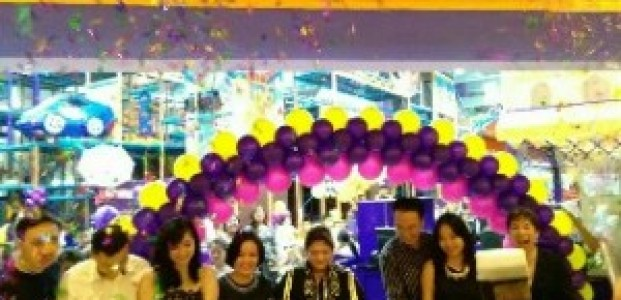 Chipmunks Playland & Cafe Hadir di Mall Neo Soho