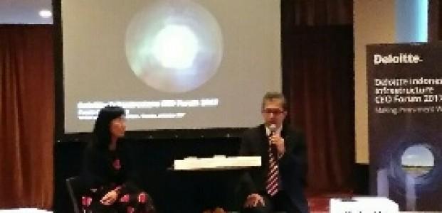 250 Pengusaha Berkumpul di Deloitte Indonesia Infrastructure CEO Forum 2017