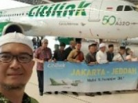 Pengurus Asphurindo Tinjau Pesawat A380 Neo Untuk Keberangkatan Umrah