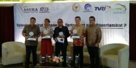 Asuka Car TV Dukung Pengesahan UU Penyiaran Televisi Digital di Indonesia