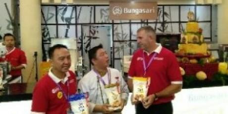 Bungasari Flour Mills Hadirkan Chef Ternama di SIAL InterFOOD 2017