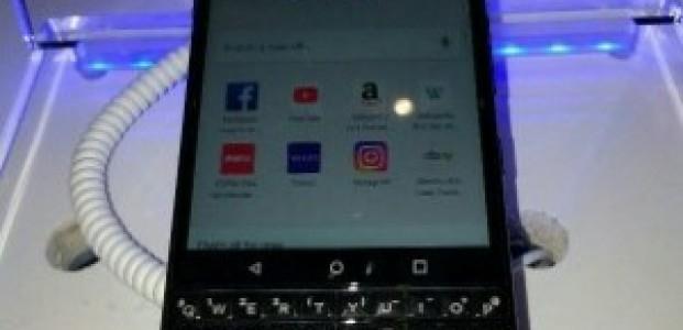 Ramaikan Pasar Smartphone, Blackberry KEYone Hadir di Indonesia