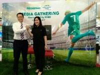Hisense Hadir di Indonesia Sebagai Official Sponsor World Cup Russia 2018