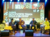 BEKRAF Jalin Kerjasama Dengan BPS Rilis Buku Statistik Ekonomi Kreatif