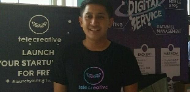 Telecreative Jadi Solusi Bisnis Startup