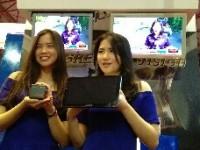 IIMS 2018, Asuka Car TV Luncurkan A-CAST Smartphone Mirroring Box