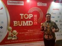 Jadikan Kawasan Industri Hijau Terintegrasi, PT JIEP Raih Penghargaan Top BUMD 2018