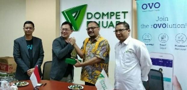 Manfaatkan Teknologi Digital, Dompet Dhuafa Jalin Kerjasama Dengan OVO