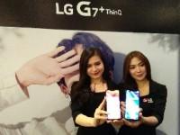 LG G7+ThinQ Resmi Edar di Indonesia