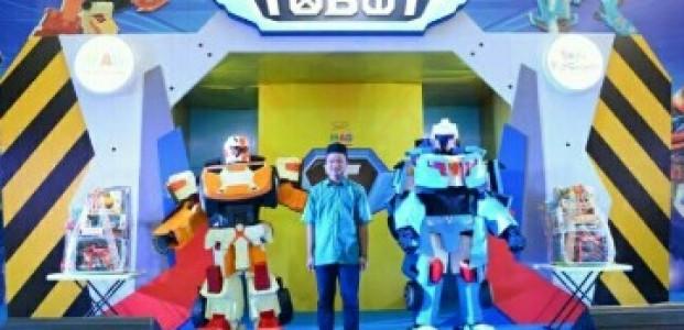 Toys Kingdom Luncurkan Seri Terbaru Dari TOBOT