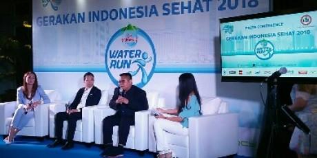Dukung Gerakan Indonesia Sehat,  Le Minerale Kembali Menggelar Le Minerale Water Run 2018