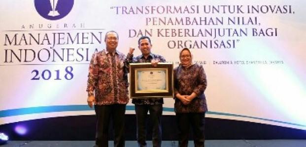 Askrindo Sabet Penghargaan Bergengsi