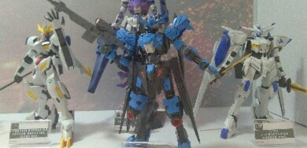 Multi Toys dan Games Launching Permainan Rakit Gundam di GUNPLA EXPO 2018
