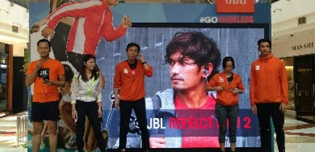 JBL Perkenalkan Lini Sport Headphone Endurance Series