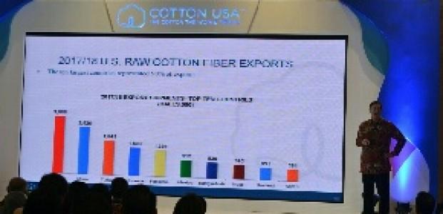 Hadir dI Indonesia, Cotton USA Kenalkan Inovasi Teknologi Tekstil Terbaru