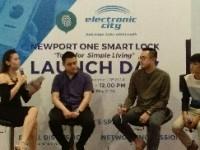 Newport One Smart Lock Berikan Solusi Untuk Rumah Aman dan Nyaman