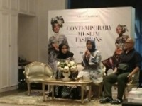 September Ini, Contemporary Muslim Fashion Siap Tampil di Museum Arts Francisco