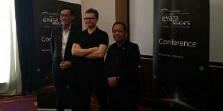 Cyber Insight 2018 Roadshow, Jakarta Membangun Pertahanan Cyber Terbaik