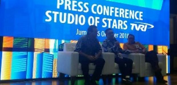 Tampil Dengan Gebrakan Baru, TVRI Hadirkan Studio 0f Stars