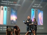 Xiaomi Hadirkan Redmi Note 6 Pro dan Mi 8 Lite di Indonesia