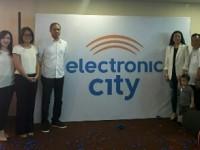 Electronic City Perkenalkan Logo Baru