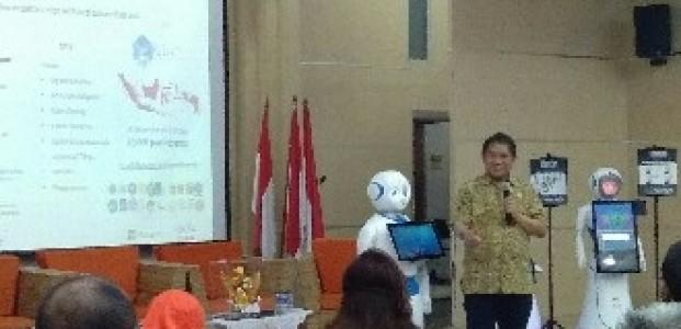 Hadapi Revolusi Industri 4.0, Kominfo Berharap Masyarakat Harus Mampu Buka Peluang Kerja Baru