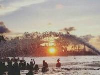 BNPB: Pantai Ancol Aman Dari Peristiwa Tsunami di Selat Sunda