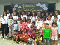 Curahkan Perhatian, Jendela Dunia Jakarta Sediakan Sekolah Anak Jalanan