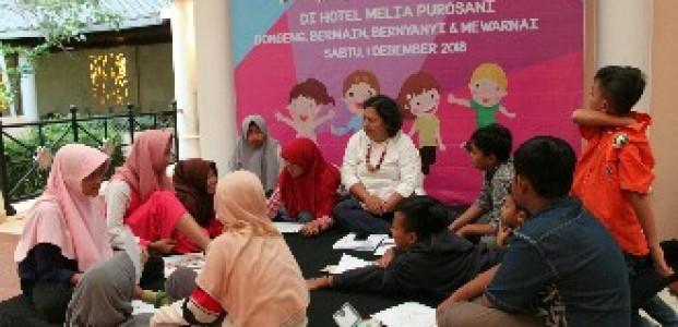 Melia Purosani Yogyakarta Adakan Kegiatan Sosial Community Involvement