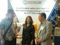 COTTON USA Kenalkan Inovasi Teknologi Terbaru Industri Tekstil di Tren Fashion 2019