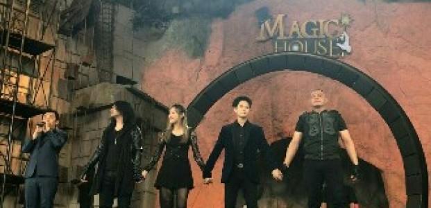 Dunia Fantasi Ancol Tampilkan Pertunjukkan Magic House Seru dan Menegangkan