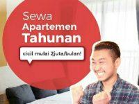 Apartemen Travelio.com Tawarkan Bayar Dicicil Bulanan