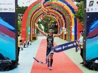 Le Minerale Dukung Palembang Triathlon 2019