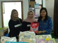 Aleenahoz 'One Stop Beauty Center' Pertama di Indonesia Datangi Panti Sosial Bhakti Kasih