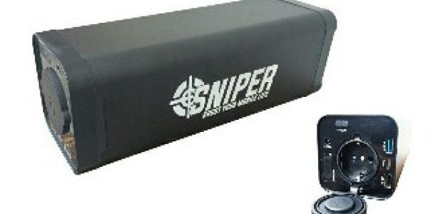 Sniper Hadirkan Gardu Listrik Mini