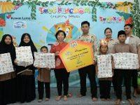 Hut ke-2 TIGGI, Toys Kingdom Serah Terima 300 Mainan