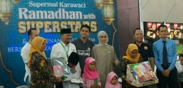 """Supermal Karawaci Persembahkan """"Ramadhan with Superstars"""" dan Diskon 80%"""