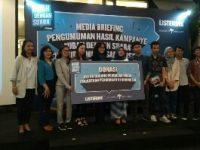 Listerine Donasikan Seribu Per Botol Ke Pendidikan di Indonesia