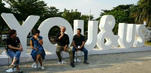 Damai Putra Group Lakukan Peremajaan Area Meli Melo 2 & Gelar Bekasi Clothing Expo 2019 di Kota Harapan Indah