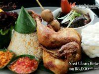 Sambut HUT Jakarta ke-492, Swiss-Belresidences Kalibata Hadirkan Aneka Hidangan Khas Betawi